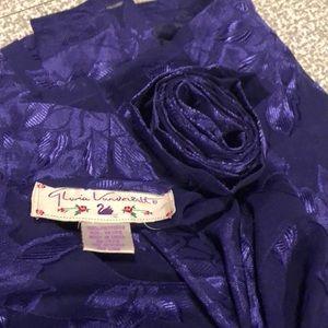 Gloria Vanderbilt Kimono-style robe